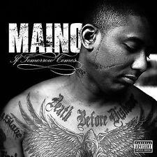 If Tomorrow Comes... [PA] by Maino (CD, Jun-2009, Atlantic (Label))