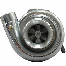 CXRacing T72 Turbo Charger TurboCharger T4 .81 AR P Trim For Civic Eclipse 4G63
