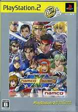 Namco x Capcom BEST Playstation2 PS2 SONY Import Japan