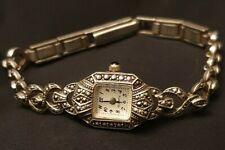 Armbanduhr Silber 925er, Damenuhr