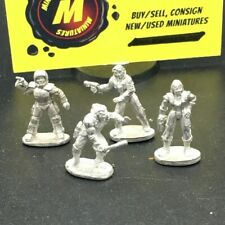 Ral Partha - 25mm Sci-Fi (x4) - #15699