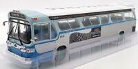 Greenlight 1/43 Scale Model Bus 86544 - 1960 General Motors TDH #2525 LA Chase