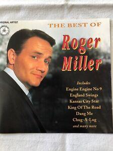 Roger Miller - The Best Of - CD Album