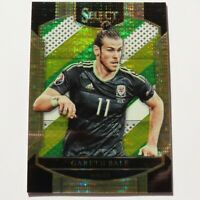 Gareth Bale Panini Select Multi-Colour Prizm 2016-2017 Card #55 Wales Tottenham