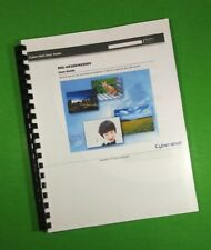 "LASER 8.5"" X 11"" Sony DSC HX200 HX200V Full Camera 250 Page Owners Manual Guide"