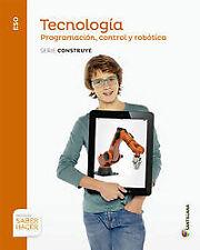 (15).TECNOLOGIA IX: PROGRAMACION CONTROL ROBOTICA.(CONSTRUY