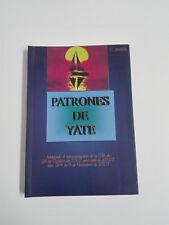 Livre PATRONS D'YACHT pour C. Jansen adapté au neuf programa 2007