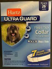48 Pack Ultra Guard Large Dog Flea & Tick Collars by Hartz 81169