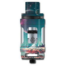 Skin Decal for Smok TFV12 Cloud Beast King Tank Vape Mod / Planets and Moons Mo