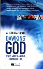 McGrath, Alister E. DAWKINS' GOD: GENES, MEMES, AND THE MEANING OF LIFE Paperbac