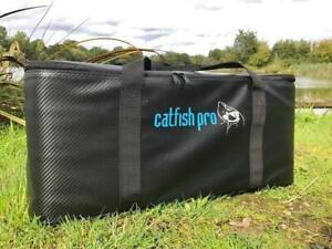 Catfish-Pro Waterproof Carryall & Three Tackle Bags