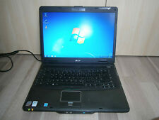 Laptop Acer Travelmate 6593G*15,4'*Intel Core2 Duo 2,8*4GB RAM*640GB*WLANn*CAM*