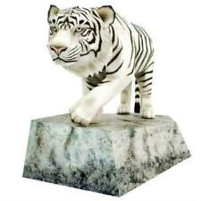 White Tiger 3D Paper Toy