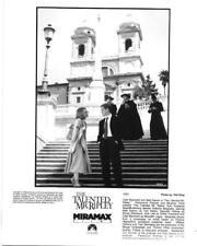 """M Damon C Blanchett """"The Talented Mr. Ripley"""" Vintage Movie Still"""