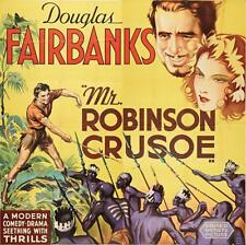 MR. ROBINSON CRUSOE 1932 Adventure Comedy Movie Film PC iPhone Mac INSTANT WATCH