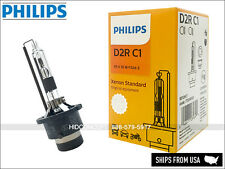 D2R PHILIPS HID XENON Headlight Bulb 85126 85126C1 Genuine Philips Pack w/COA