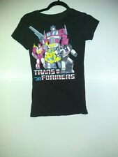 Transformer Boys T-Shirt Size Medium