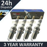 4X IRIDIUM TIP SPARK PLUGS FOR VOLKSWAGEN NEW BEETLE 2.0 1998-2010 116PS #1