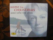 CD ANNE SOFIE VON OTTER - Home For Christmas / Deutsche Grammophon 459 685-2