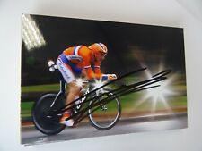 JOS VAN EMDEN - RABOBANK / JUMBO - 10x15cm PHOTO - CYCLING - ORIGINAL SIGNED