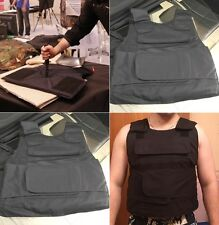 XU Anti Knife Resistant Body Armor Stab Proof Tactical Police Vest Security tool
