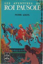 Les aventures du Roi Pausole - Pierre Louys - Livre de Poche 1967 [Bon état]