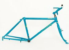 Gorgeous Classic Fillet Brazed 1986 Fisher Mountainbikes Mt Tam Frameset 14 Inch