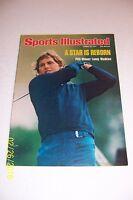 1977 Sports Illustrated PGA Champ PEBBLE BEACH Lanny WADKINS No Label FREE SHIP
