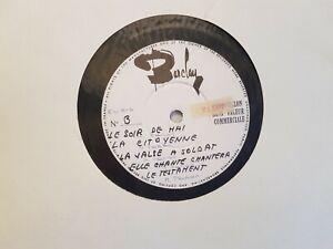 MAURICE FANON : MARTINE ♦ LP TEST PRESSING BARCLAY UNIQUE - 33 TOURS 1966  ♦