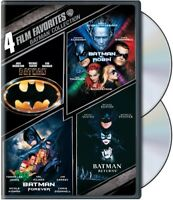 4 Film Favorites: Batman Collection [New DVD] Ac-3/Dolby Digital, Dolby, Dubbe