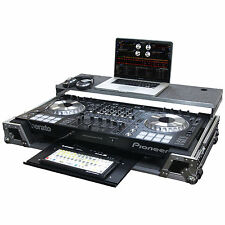 Odyssey FZGSPIDDJSZGT Road Flight Case for Pioneer DDJSZ w/ Laptop Glide Wheels