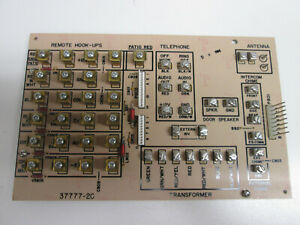 Brand New Nutone Terminal Board 37777 for IMA806 and IM806 Master Stations
