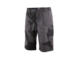 Fox Cycling Men's Ranger Cargo Print Short [Black Camo] Size 38