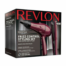 Revlon RVDR5230UK 2000 Watt 2 Speed Frizz Control Hair Dryer & Styler