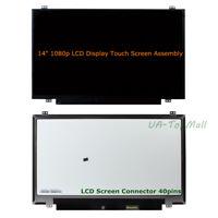 """Cheap Alternative DELL MNP4W LAPTOP LED LCD Screen 0MNP4W B140HAN01.1 14.0/"""""""