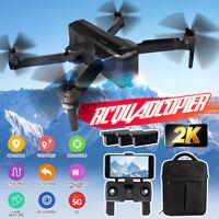 SJRC F11 PRO GPS 5G WiFi FPV 2K 1080P HD Camera Brushless RC Drone Quadcopter