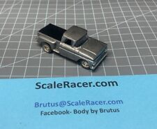 Charcoal Metallic '62 Chevy Stepside  Body for Aurora 4-gear type chassis