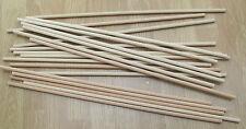 Dowel Rod Dowling 2ft long 1 cm Diameter.  20 rods
