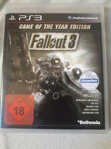 Ps3 Spiel Fallout 3 goty
