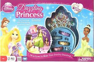Disney Dazzling Princess Game Replacement Pieces - Tiara, Ring, Gems and More