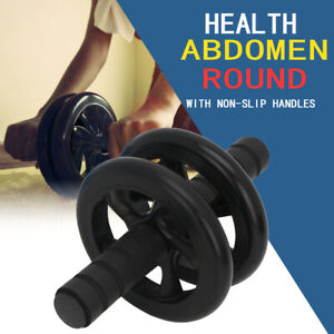 Abdominal Wheel Fitness Gym Stretch Roller Training Roll Equipment Workout