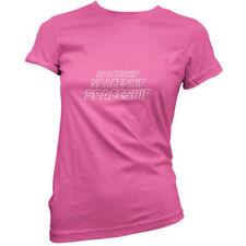 Magliette da donna rosi girocollo , Taglia 42