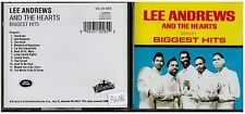 1812 - CD - LEE ANDREWS AND THE HEARTS BIGGEST HITS