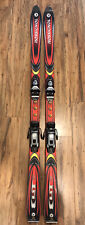 Rossignol Cut 10.4 Skis With Bindings 170cm. Great Used Condition.
