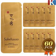 AMORE PACIFIC Sulwhasoo Essential Revitalizing Serum 60pcs Anti-Aging Cream