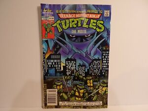 TMNT Teenage Mutant Ninja Turtles Movie 2 II The Secret Of The Ooze Summer 1990