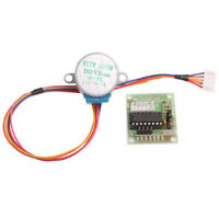 2pcs DC 5V Stepper Motor + ULN2003 Driver Test Module Board 28BYJ-48 for Arduino