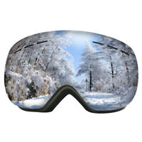 Winter Snow Sports Goggles Ski Snowboard Eyewear Sunglasses Gift for Men Women