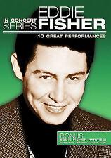 Eddie Fisher - In Concert (DVD, 2006)