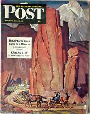 The Saturday Evening Post August 25, 1945 - FULL MAGAZINE